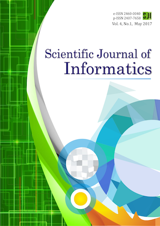 Scientific Journal of Informatics